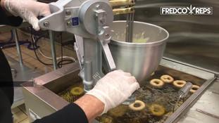Belshaw Open Kettle Fryer: Donuts