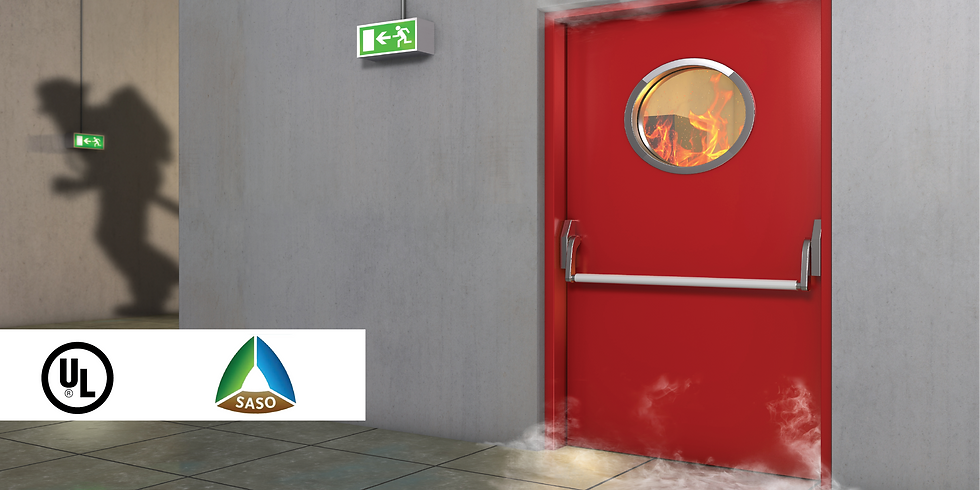 Fire Rated Doors and Its Accessories