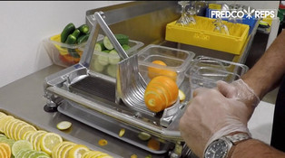 Electrolux Professional Tomato Slicer:  Limes, Lemons & Oranges