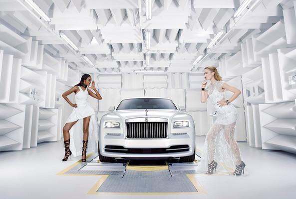 Rolls Royce Wraith – Fashion Car
