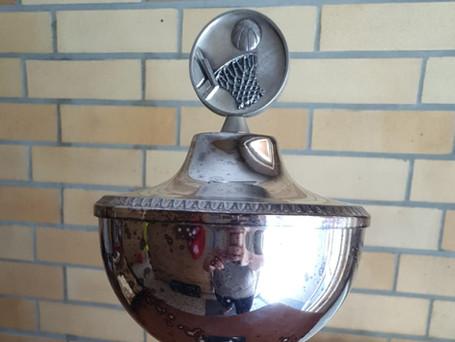 Der begehrte Pokal