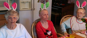 Three ladies with easter bunny ears.jpg