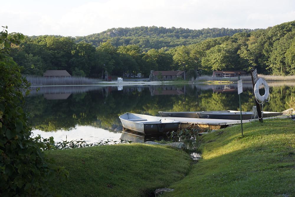 West Point campground