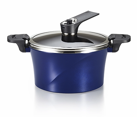 Happycall IH Vacuum Cooking Pot and Casserole 28cm (9L)