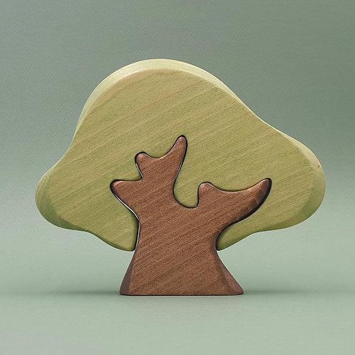 Brin d'Ours - Green Oak