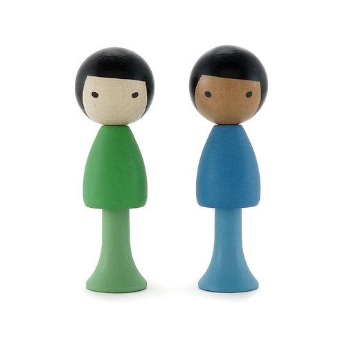 CLiCQUES Tai & Nico