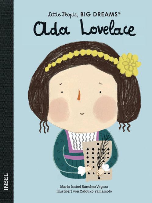 Ada Lovelace - Little People, Big Dreams.
