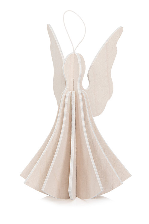 LOVI Angel 9.5 cm weiss
