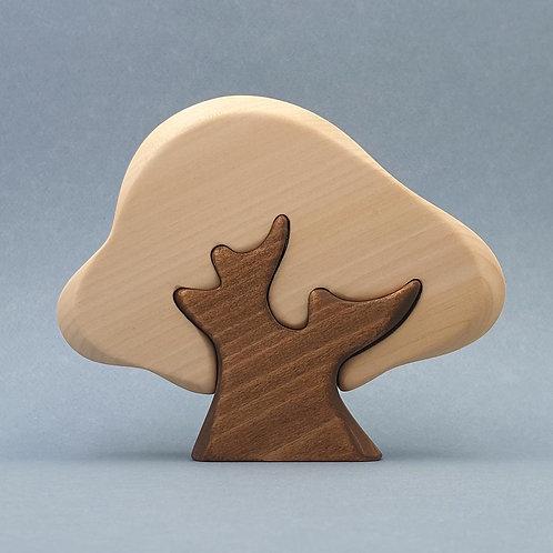 Brin d'Ours - Natural Oak