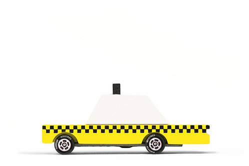 Candycar Yellow Taxi
