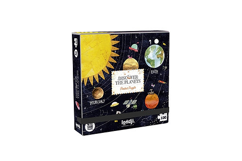Pocket Puzzle Space Planets