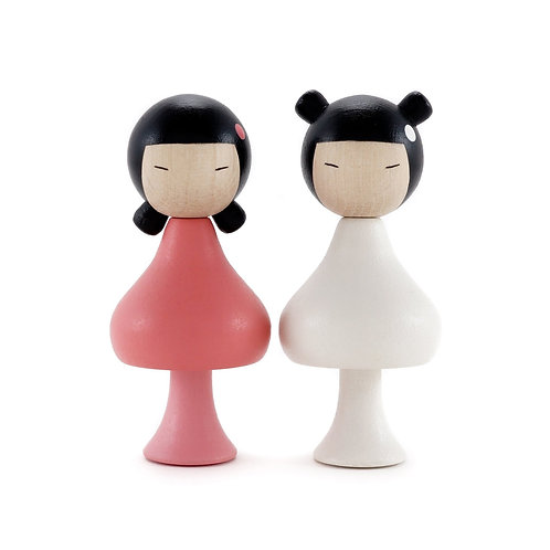 CLiCQUES Sara & Ichika (KOKESHI)