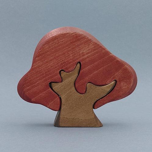 Brin d'Ours - Red Oak