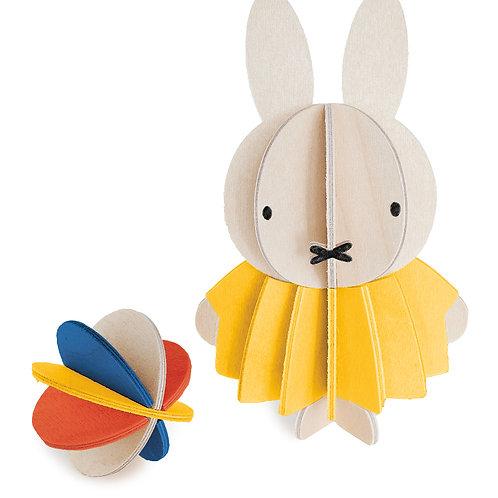 LOVI Miffy & Ball 10 cm