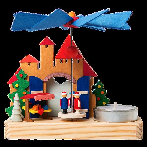 Pyramide Weihnachtsmarkt