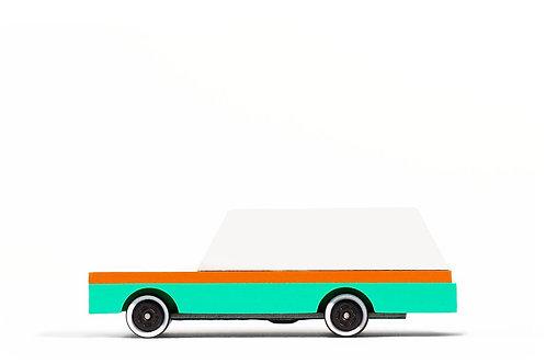 Candycar Teal Wagon