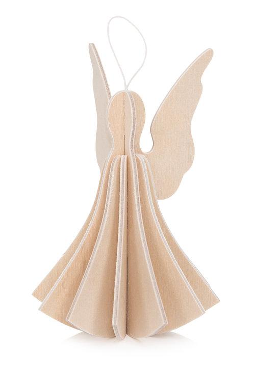 LOVI Angel 6.5 cm natural
