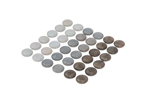 Grapat - Mandala Grey Stones