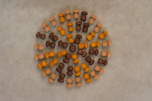 Grapat - Mandala Mushrooms