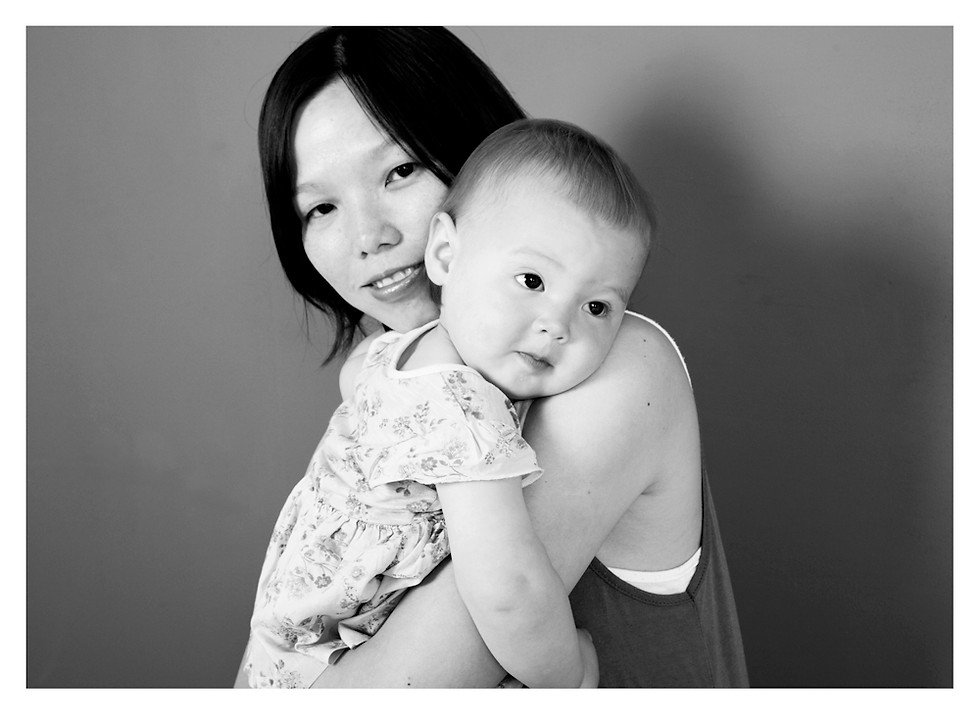 Life Photographic Mother & Baby Photography Nottingham  studio