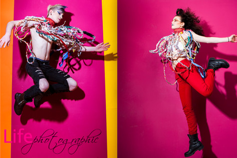 Life Photographic fashion & model portfolio Photography Nottingham studio