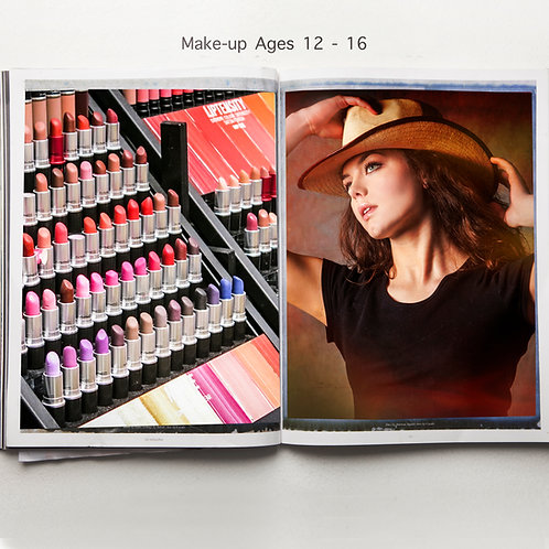 Make-up Ages 12 - 16