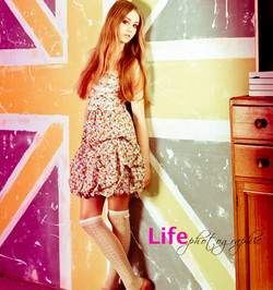 Party fashion background