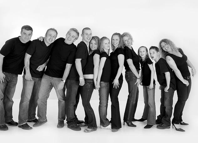 Life Photographic family Photography Nottingham  image