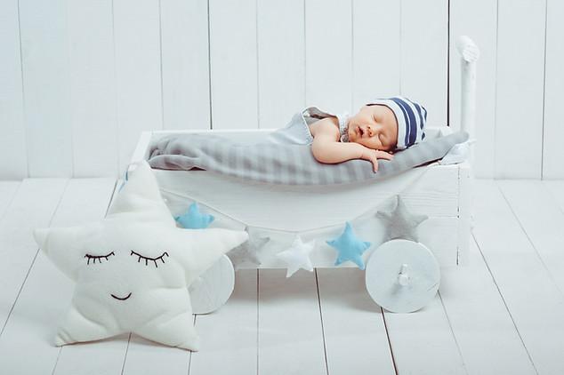 Life Photographic sleeping Baby Photography Nottingham  studio