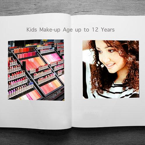 Mini Make-up Age's 7 - 12 years.