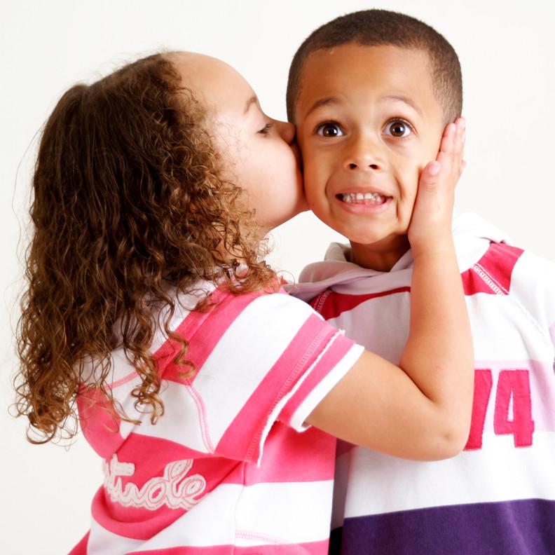Life Photographic kids Photography Nottingham  studio brother sister