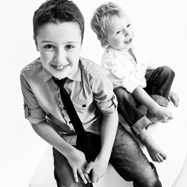 Life Photographic kids black and white Photography Nottingham  studio