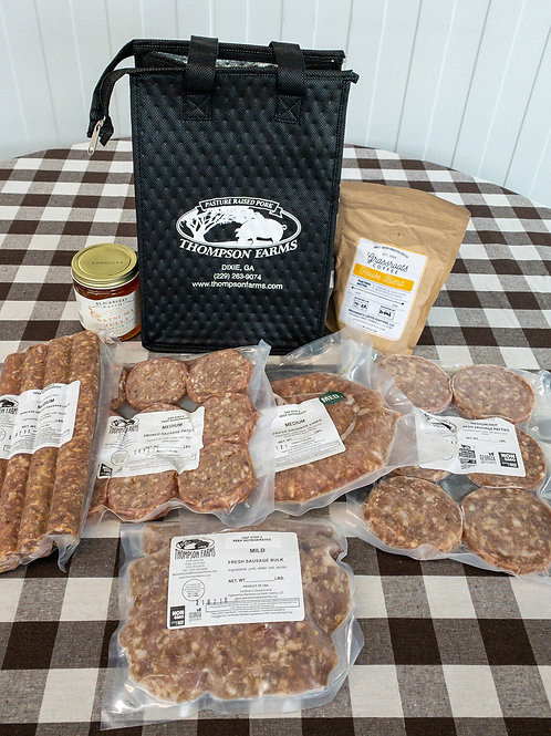 Sausage Breakfast Bundle