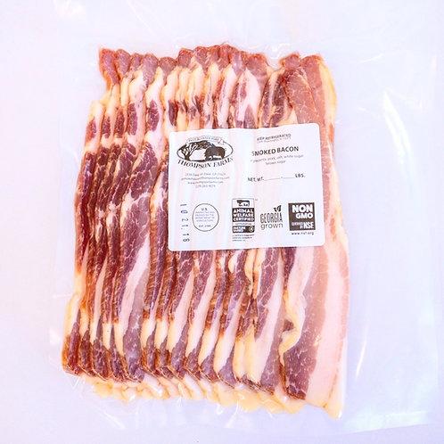 Smoked Bacon- 1 lb.
