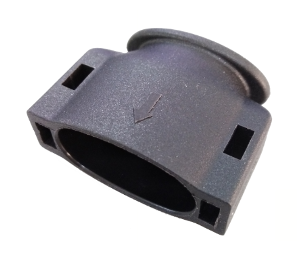 APsystems YC600 Y-Conn Cap protects unused Y-CONN on the AC Bus