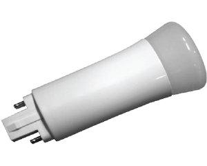Compact LED Retrofit Ballast Compatible Bulb