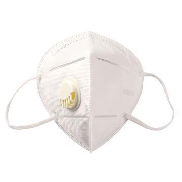 KN95 Style Mask with Valve (5pcs / box)