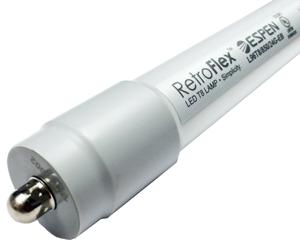 RetroFlex T8: 8' foot Lamps