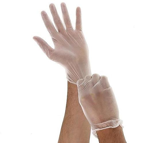 Disposal Vinyl Gloves, non-powder (50 pairs/Box)