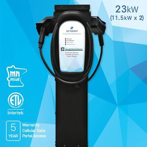 Electric Vehicle Chargers with Breaker/Circuit Sharing