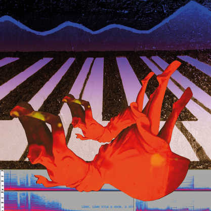 Kevin Nolan_The Dead-Beat Single Artwork