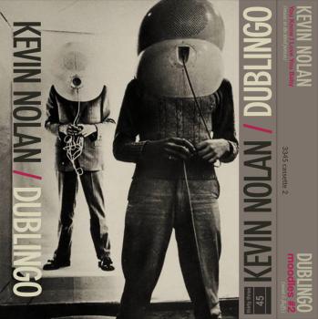 Kevin Nolan / Dublingo (split cassette 2017)