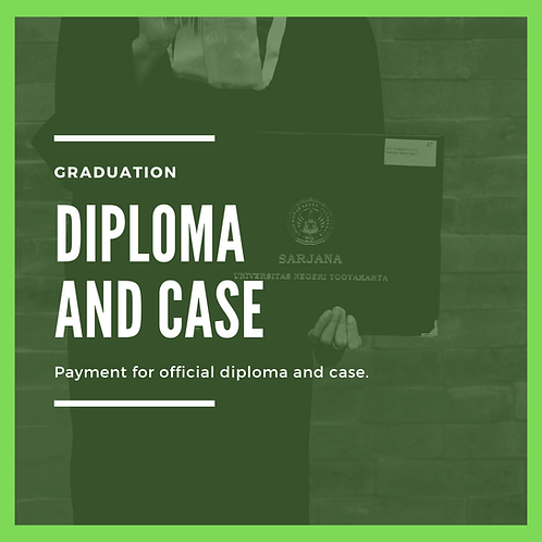 Diploma and Case