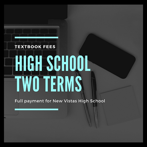High School TWO terms - Full