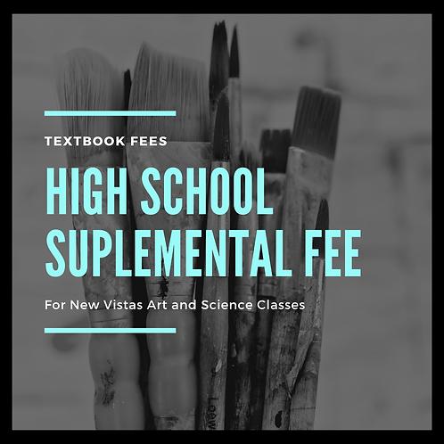 Supplemental Fee - High School