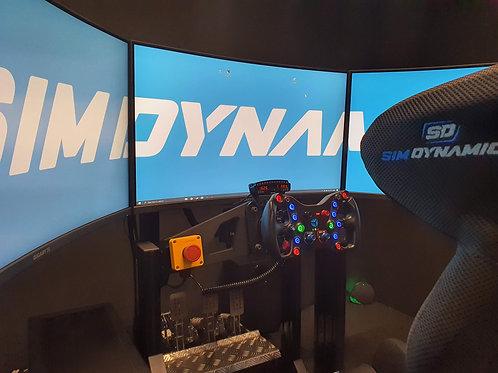 Simucube Pro Simulator