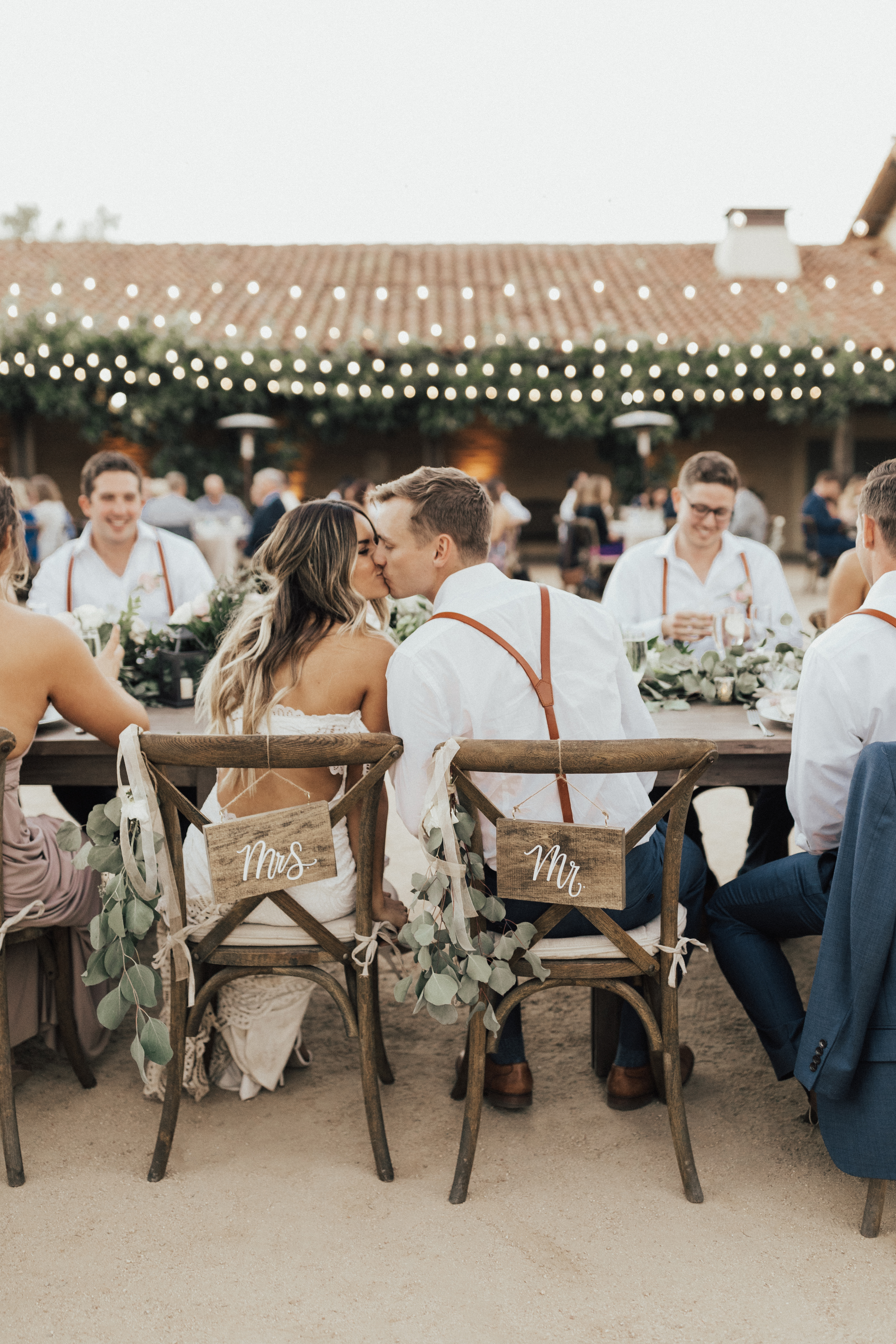 Lorrana Jake Full Wedding Album-Receptio
