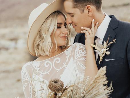 Ace Hotel Boho Dreamin' Palm Springs Wedding