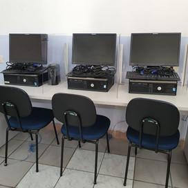 Sala de Inclusão Digital