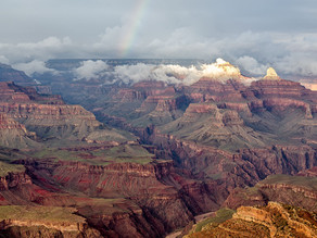 "NEWS: ""Plastic dust is blowing into U.S. national parks—more than 1000 tons each year"""